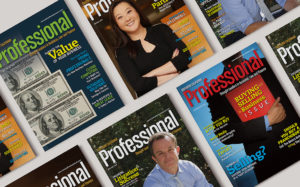 Issues of Southern California Professional Magazine