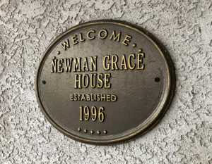 Image of Welcome To Newman Grace House, Established 1996